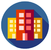Icon for property management services