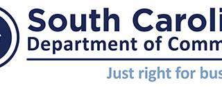 South Carolina Department of Commerce logo