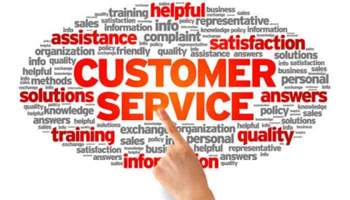 Image depicting customer service