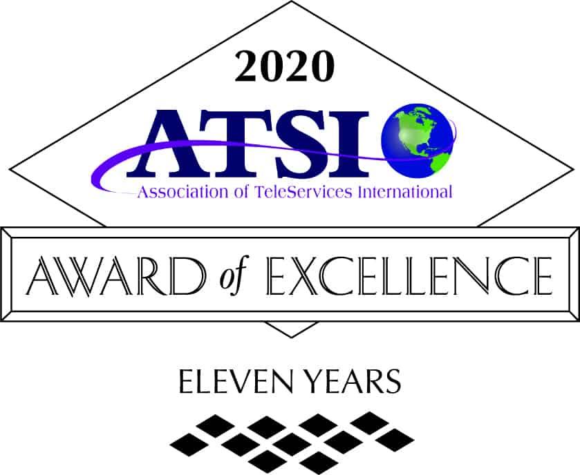 2020 ATSI Award of Excellence