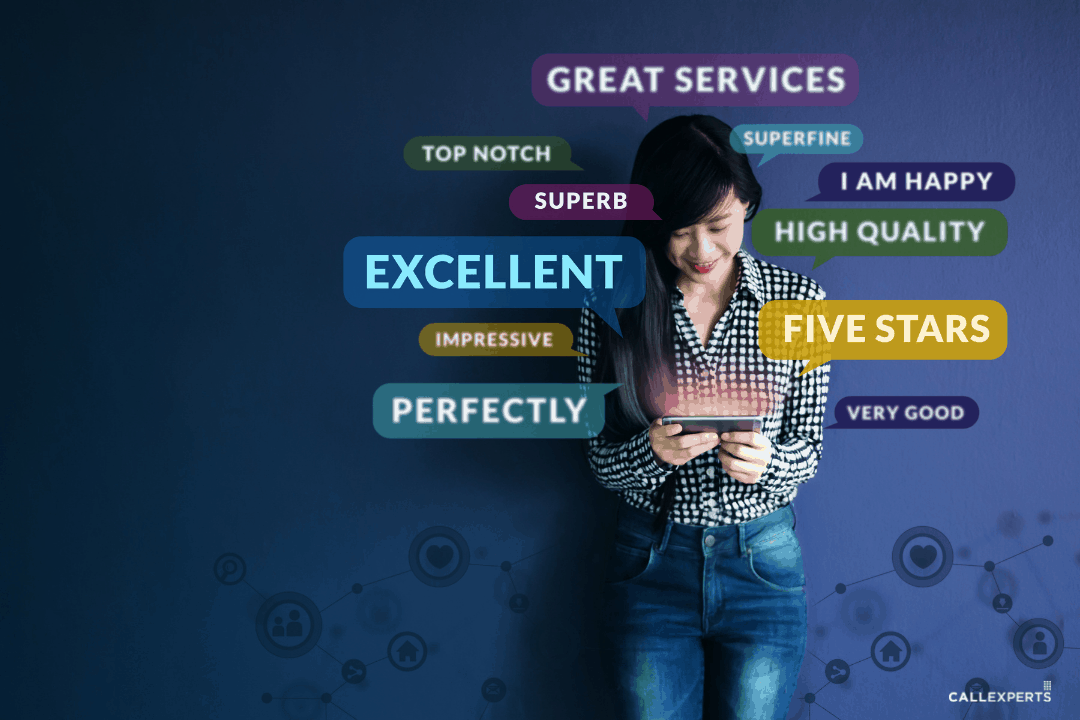 customer experiences with Call Experts